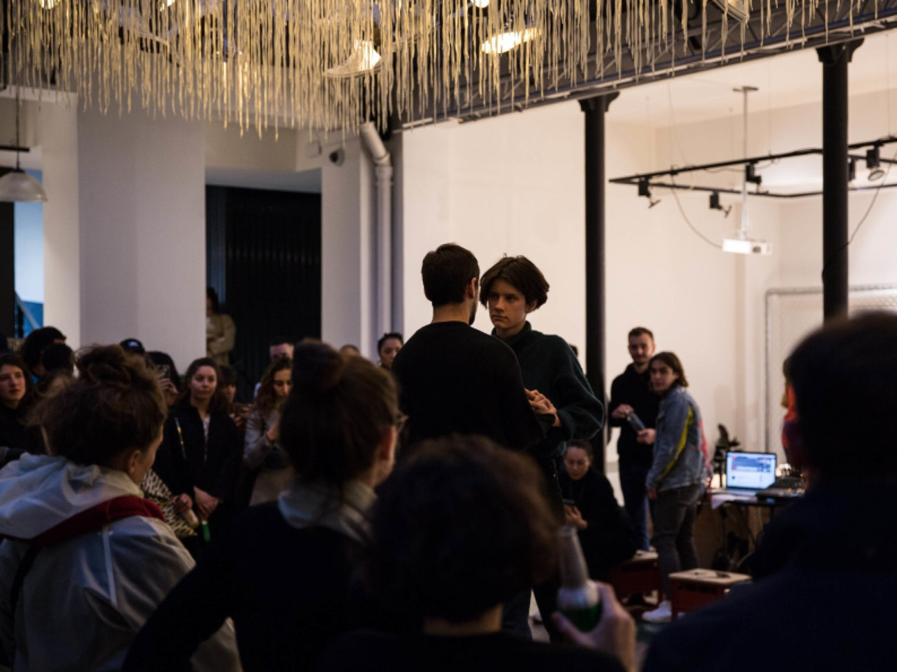«Someone is missing», exposition et projections - Contemporaines